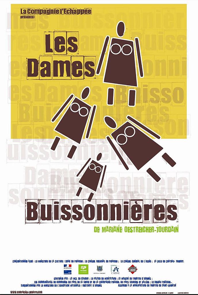 les_dames_buissonnieres_affiche